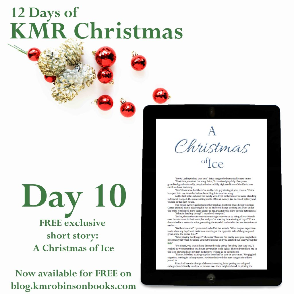 12 Days of KMR Christmas-DAY 10: Exclusive Short Story-A Christmas ...