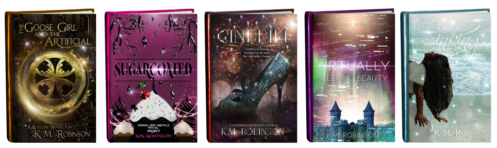 Brewing Books: Once Upon a Retelling Tour – K M  Robinson